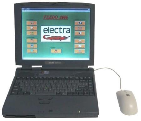 logiciel feedo 2000 pour fabrique d'aliments
